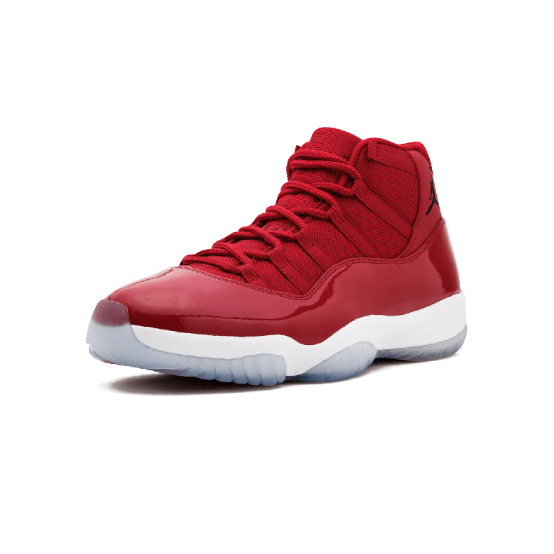 Nike Air Jordan 11 Retro Win Like 96 Original New Arrival Authentic Men s  Basketball Shoes Sport Outdoor Sneakers 378037 378038-in Basketball Shoes  from ... edce81f52