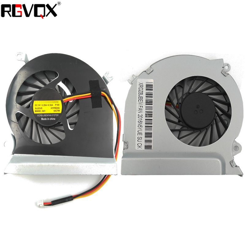 Купить с кэшбэком New Original Laptop Cooling Fan For MSI GE70 MS-1756 MS-1757 PN:PAAD06015SL