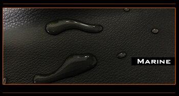 "2pcs 50cm*70cm 19.6""x27.5"" Black PVC Replace Faux Leather Boat Car Outdoor Auto Upholstery Marine Vinyl Fabric"