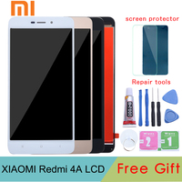 Tested 5 0 LCD For XIAOMI Redmi 4A LCD Display Touch Screen Digitizer Replacement For XIAOMI