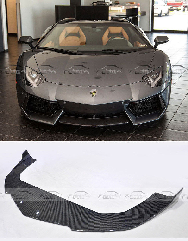 Car Styling Carbon Fiber Nerf Bars Running Boards Door Sill For Lamborghini Aventador Lp700-4 Automobiles & Motorcycles Nerf Bars & Running Boards