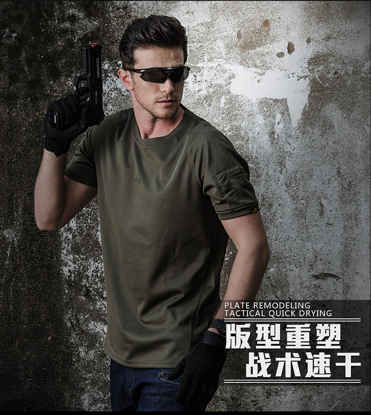Summer Quick-Dry Military Polo Shirt Men Cotton Breathable Army Archon Tactical male Shirts Sports hiking Short Sleeve shirt