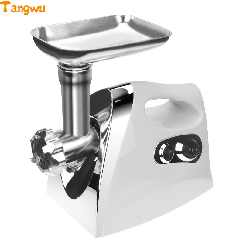 Free shipping The Meat Grinder Of Household Electric Mincer Machine Multifunction Enema Commercial Meat Grinders salter air fryer home high capacity multifunction no smoke chicken wings fries machine intelligent electric fryer