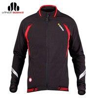 SOBIKE Hiking Thermal Fleece Jackets Camping Fishing Jersey Mountain Bike Cycling Sportswear For Men Softshell Jacket