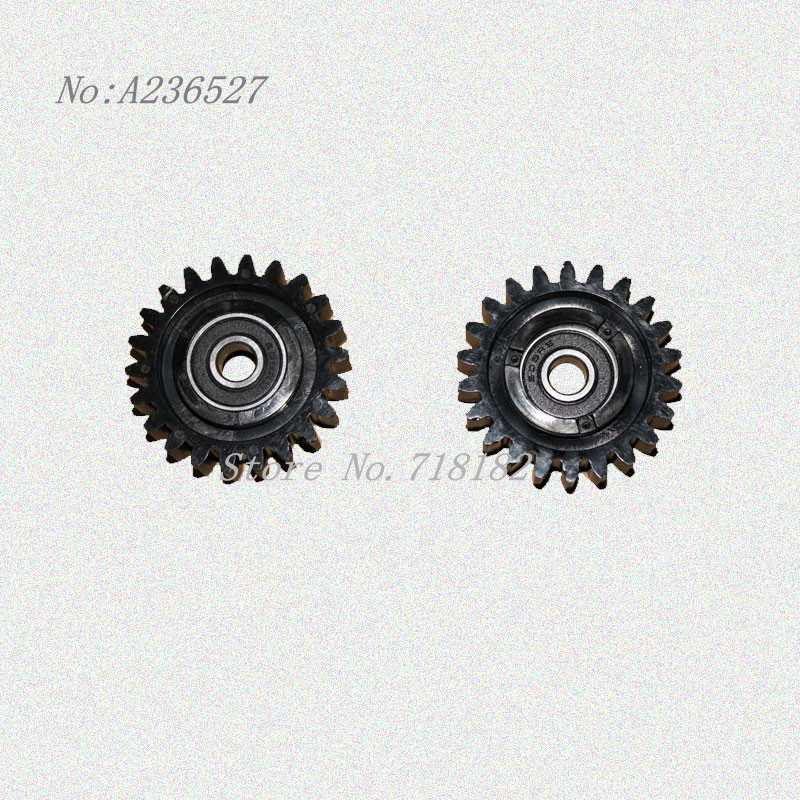 Noritsu A236527 Gear O22T for QSS 2301/2701/2611/3001/2901/3201 series Laser Printer AOM drives /2pcs image