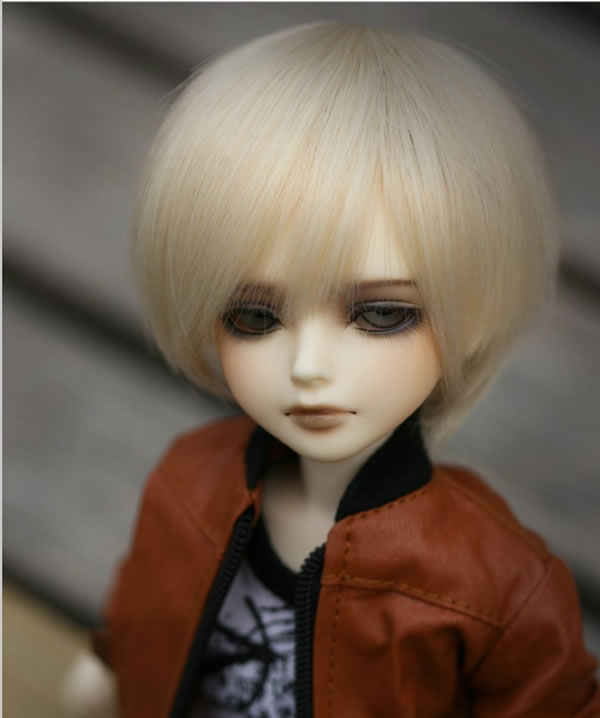 Free shipping !free makeup&eyes included!top quality <font><b>1/6</b></font> <font><b>bjd</b></font> <font><b>doll</b></font> toy E line little Lance baby model Brinquedos Hobbies image