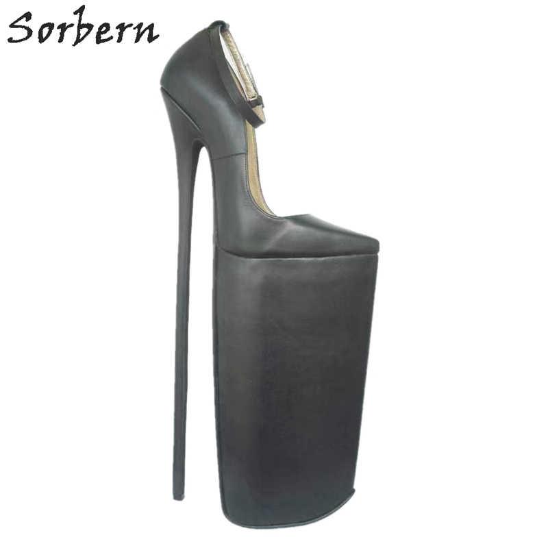 Sorbern 40Cm Extreme High Heel Women