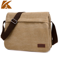 Vintage Canvas Men Messenger Bags High Quality Casual Multifunction Men Travel Bags Brand Design Man Shoulder