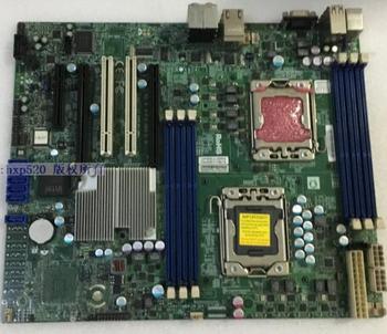 X8DAL-I Dupla 1366-Pin Workstation Board Suporta 56 Série com Placa de Som