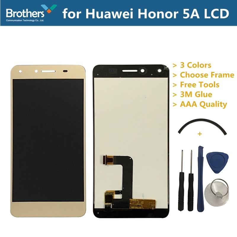 Full LCD Display+Touch Screen Digitizer For HUAWEI Y6II Y6 II 2~FRAME
