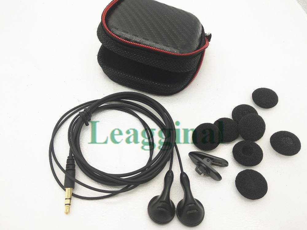 Diy Earphone Pk1 Pk2 SR2 16ohms/32ohms/150ohms TPE Wire
