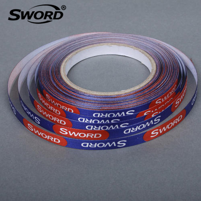 1cm*25M SWORD Edge Tape For Table Tennis Racket Side Protector Ping Pong Accessories