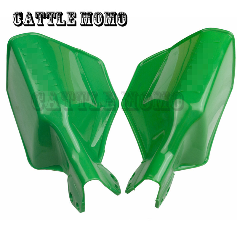 Green Motorcycle Handguard Mounting Hand guard For TTR250 XT225 Fawn225 High quality Motor Hand guard