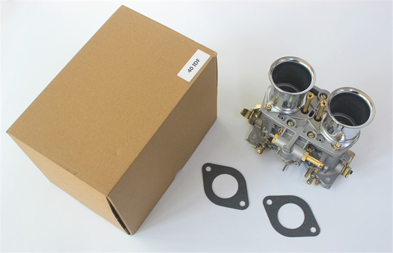 High Quality Weber 40 Idf Carburetor 40idf 40mm (carb) With Air Horns And Gasket Car Accessories For Vw Solex Dellorto Weber new 44 idf 44idf carburettor carby replacement for solex dellorto weber empi carby