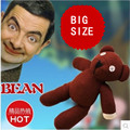 Big 4 size Mr Bean Teddy Bear Animal Stuffed Plush Toy Brown Figure Doll Children'day birthday party gift for kidz