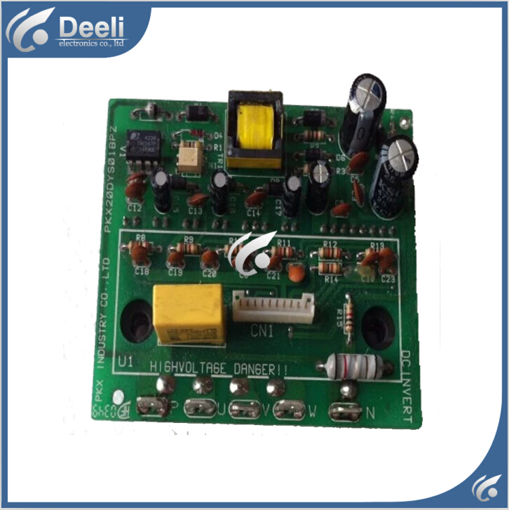 ФОТО  95% new good working Original for air conditioning Computer board Frequency conversion module PKX20DYS01BPZ90% new used