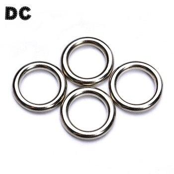 Lote de 50 unidades de cuentas CCB de 22mm de diámetro, anillos...