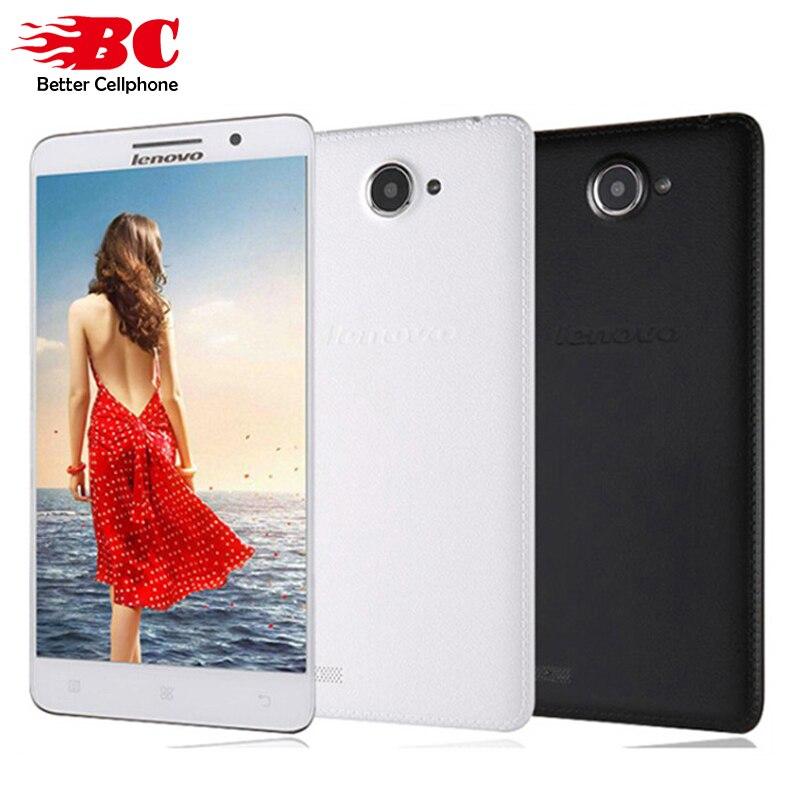 Original Lenovo A816 5 5 5 inch Android 4 4 Qual comm MSM8916 Quad Core Smart