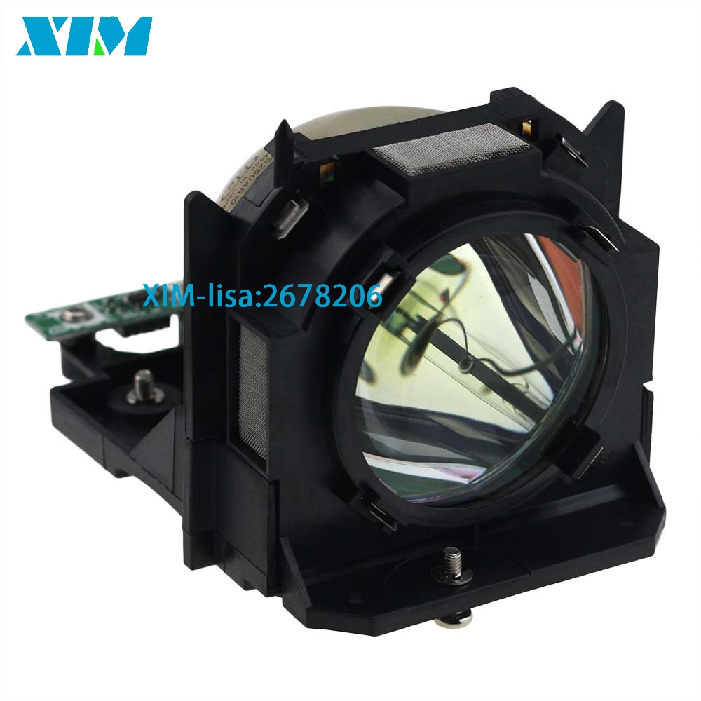 ET-LAD12K Compatible Projector Lamp with Housing for PANASONIC PT-D12000 / PT-DW100 / PT-DZ12000 panasonic et lad12kf replacement lamp for the panasonic pt d12000 pt d12000u pt dw100 pt dw100u pt dz12000u projectors 4 pack