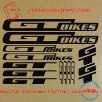 2018 высокое качество велосипед наклейки DIY рамки стикеры s наклейки на велосипед высечки наклейка/стикеры лист (Велоспорт, mtb, bmx, дорога, велос...