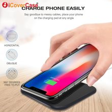 For Samsung Galaxy J5 Prime J7 Prime 2 J7 Max J7 Duo J7 pro J7 V Wireless Charger Charging Pad Case Qi Receiver Phone Accessory(China)