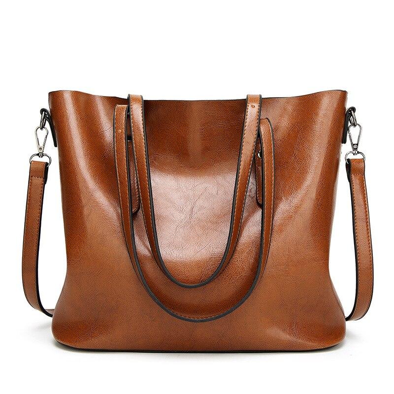 2018 новый стиль нефти и кожаные сумки.