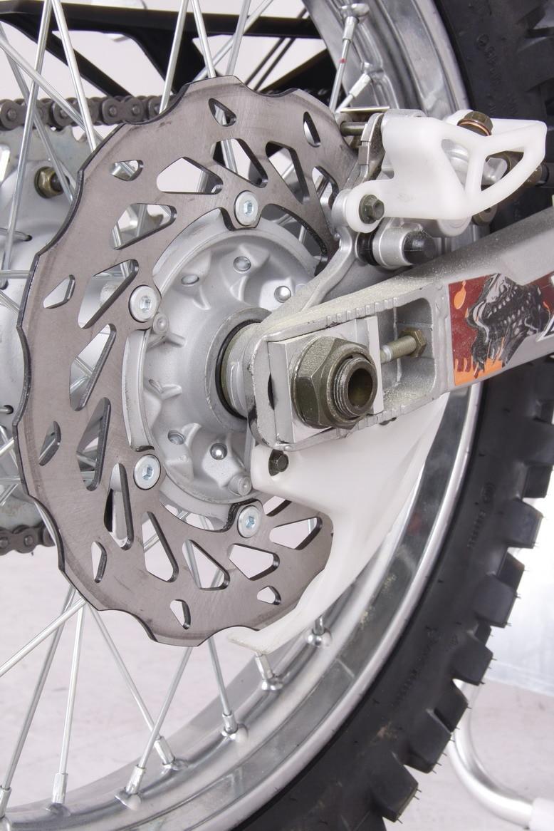 3pcs / rinkinys stabdžių diskas apsauginis dangtelis IKE CRF250 - Motociklų priedai ir dalys - Nuotrauka 3