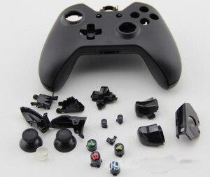 Image 4 - ゲームアクセサリーのためのxbox oneワイヤレスコントローラフルハウジングの交換シェルやボタンケース硬質表面