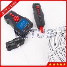 NF-8601 многофункциональный портативный тестер кабельных сетей Для тестер RJ45, RJ11, BNC, ПИНГ/POE