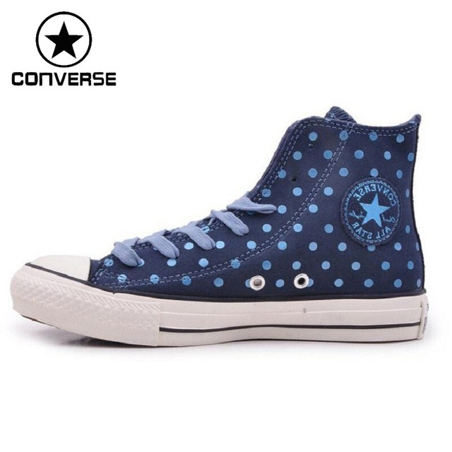 Original Converse Women s Skateboarding Shoes Canvas Sneakers-in ... 70ae02ce15f5