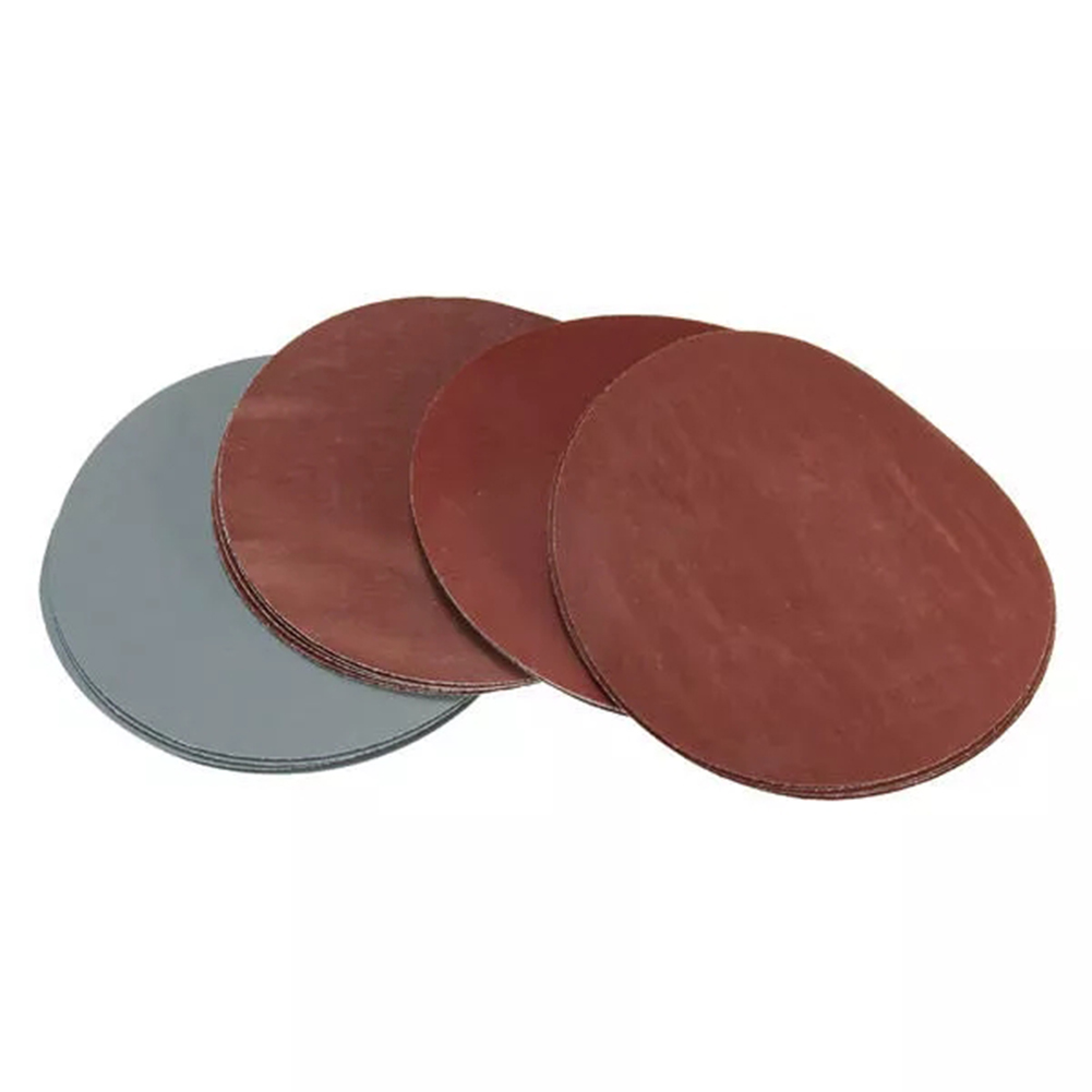 20pcs 5 Inch Sanding Discs 1000 1500 2000 3000 Grit Polishing Sand Paper For Power Tools