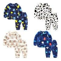 2 шт. детские для маленьких мальчиков Демисезонный для малышей пижамы Домашняя одежда пижамный комплект «Человек-паук», «Супермен» Одежда ...
