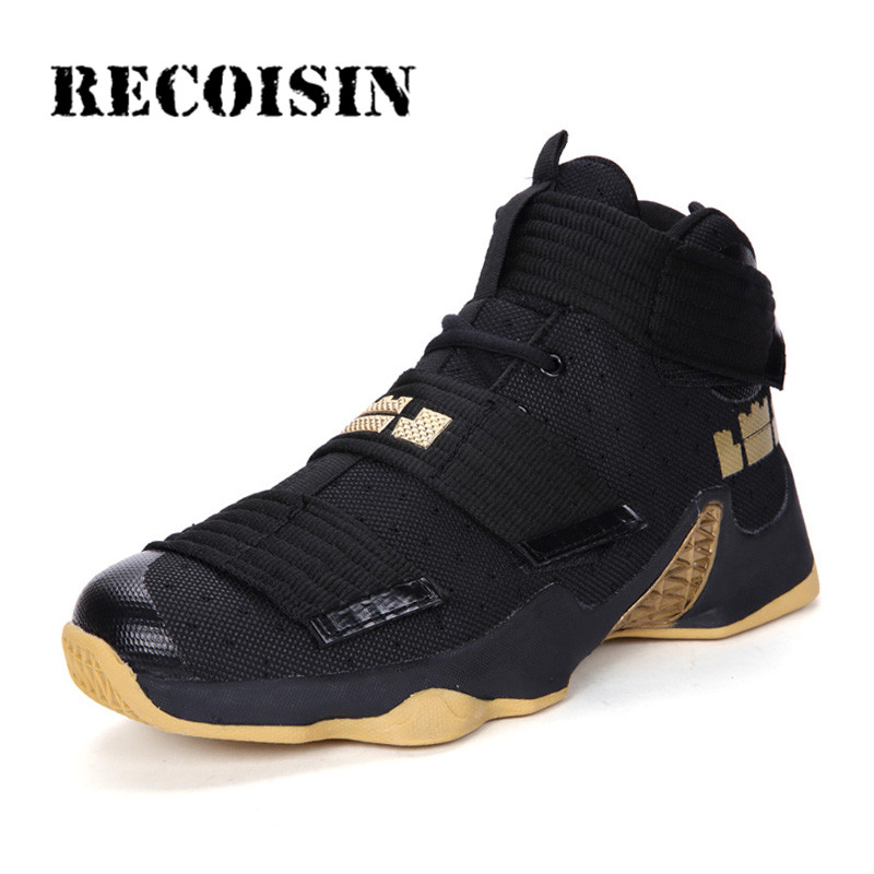 RECOISIN 2019 Basketball Shoes For Men Sneakers Zapatos Hombre Boost Camouflage Basket Shoes Unisex Star Basketball Sneakers