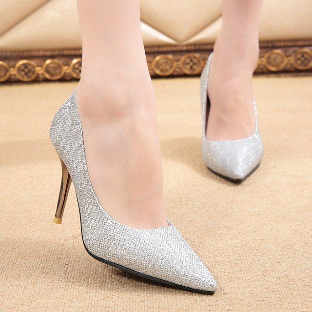 670db04d4 2015 para mujer de moda   vestido de fiesta zapatos cerrados tacones bajos  de verano mujer