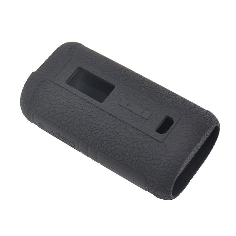 Aspire Speeder 200 W mod Escudo de goma de silicona caso de la cubierta de piel de manga de enclourse/envoltura para aspirar Speeder 200 W TC mod