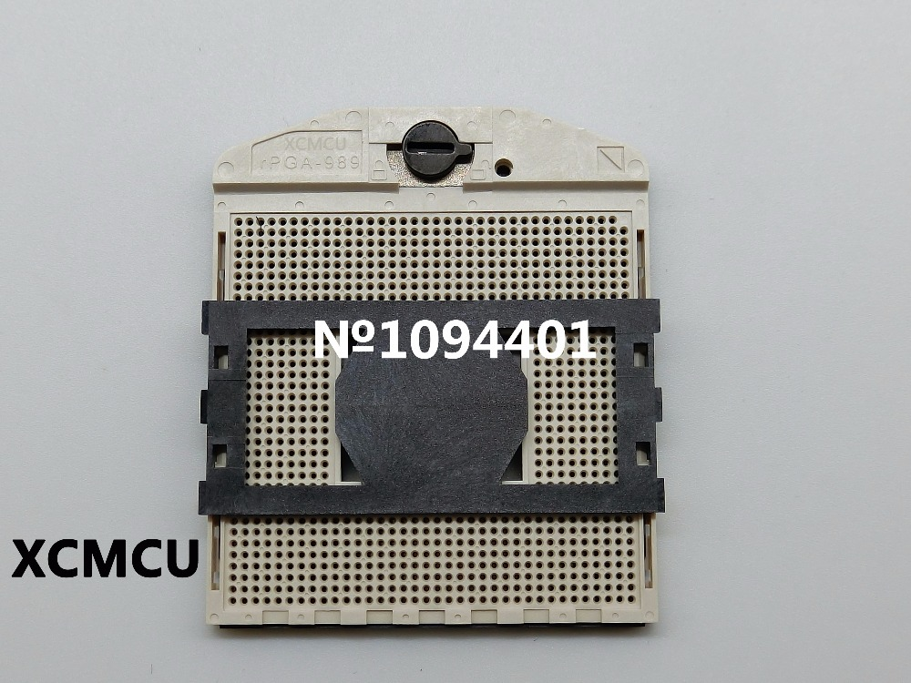 1pcs*  Brand New    Socket  RPGA 989  RPGA-989  CPU Base  Connector Holder Base