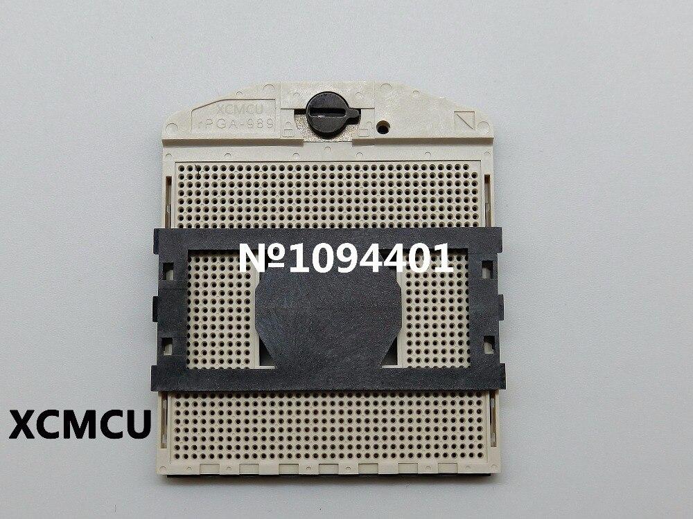 1pcs*  Brand New    Socket  RPGA 989  RPGA-989  CPU Base  Connector Holder Base