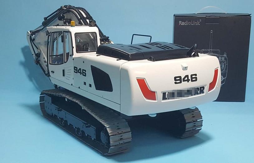 1/14 RC Metal Hydraulic Excavator 946 - 15