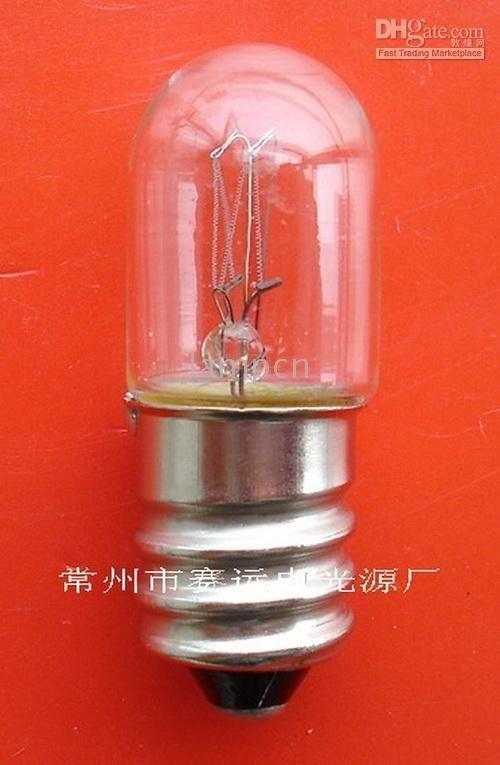 e12 t13x34 110v 5w-7w a106 NOVINKA! miniaturní lampa prodávat osvětlení