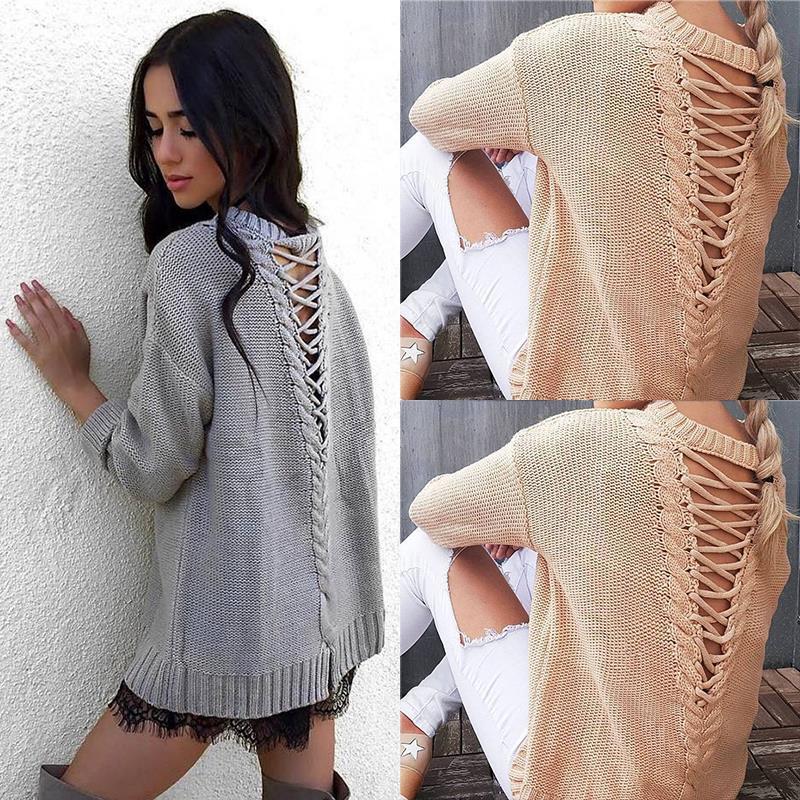 HTB1IX9kSpXXXXX1XpXXq6xXFXXXU - FREE SHIPPING Long Sleeve Women Sweater Sexy Pullover JKP107
