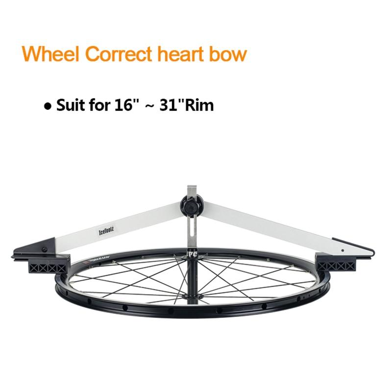 M Argent IceToolz Xpert Wheel Centering Gauge