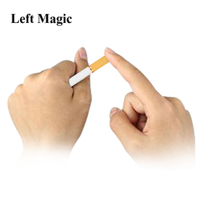 1 Pcs Cigarette Vanishing Magic Tricks Smoke Magic Close Up Street Prop Gimmick Accessories Comedy Classic Toy(China)