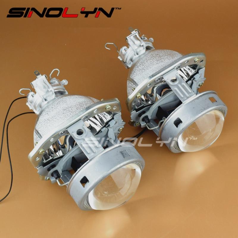 G4 EVOX-R HID Bi-xenon Projector Lens For AUDI A6L C5 A8 A4 B6 /BMW E39/Ford Fiesta/Benz ML W163/ Lancer EvoX-R/Passat B6 VW free ship turbo k03 29 53039700029 53039880029 058145703j n058145703c for audi a4 a6 vw passat 1 8t amg awm atw aug bfb aeb 1 8l