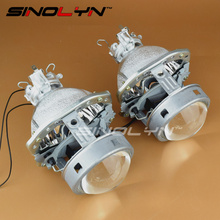 G4 EVOX-R HID Bi-xenon Projector Lens For AUDI A6L C5 A8 A4 B6 /BMW E39/Ford Fiesta/Benz ML W163/ Lancer EvoX-R/Passat B6 VW