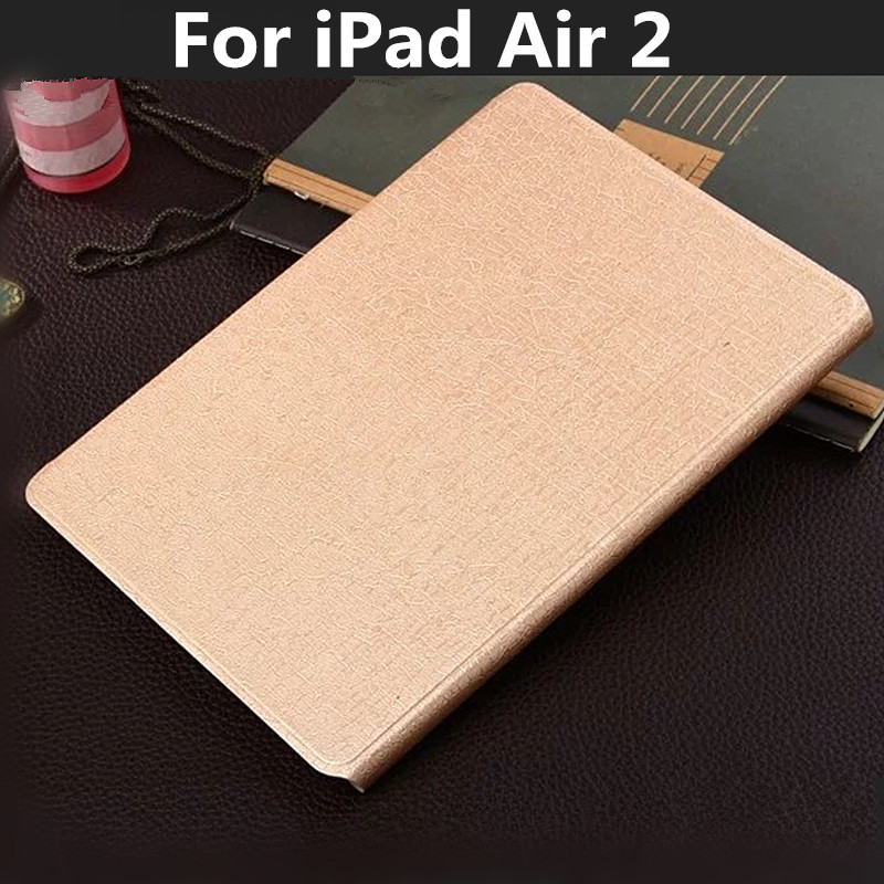 PU Leather Smart Cover for iPad Air 2 Luxury Flip Magnetic Case for iPad Air 2 iPad 6 with Card Slots Fashion Tablet Stand Cover sgl luxury ultra smart stand cover for ipad air 1 ipad5 case luxury pu leather cover with sleep wake up function for ipad air1