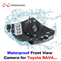 Car Front View Camera for Toyota RAV4/Corolla/Camry/Prado/Land Cruiser/Avensis/Auris With Waterproof Shockproof Night Vision