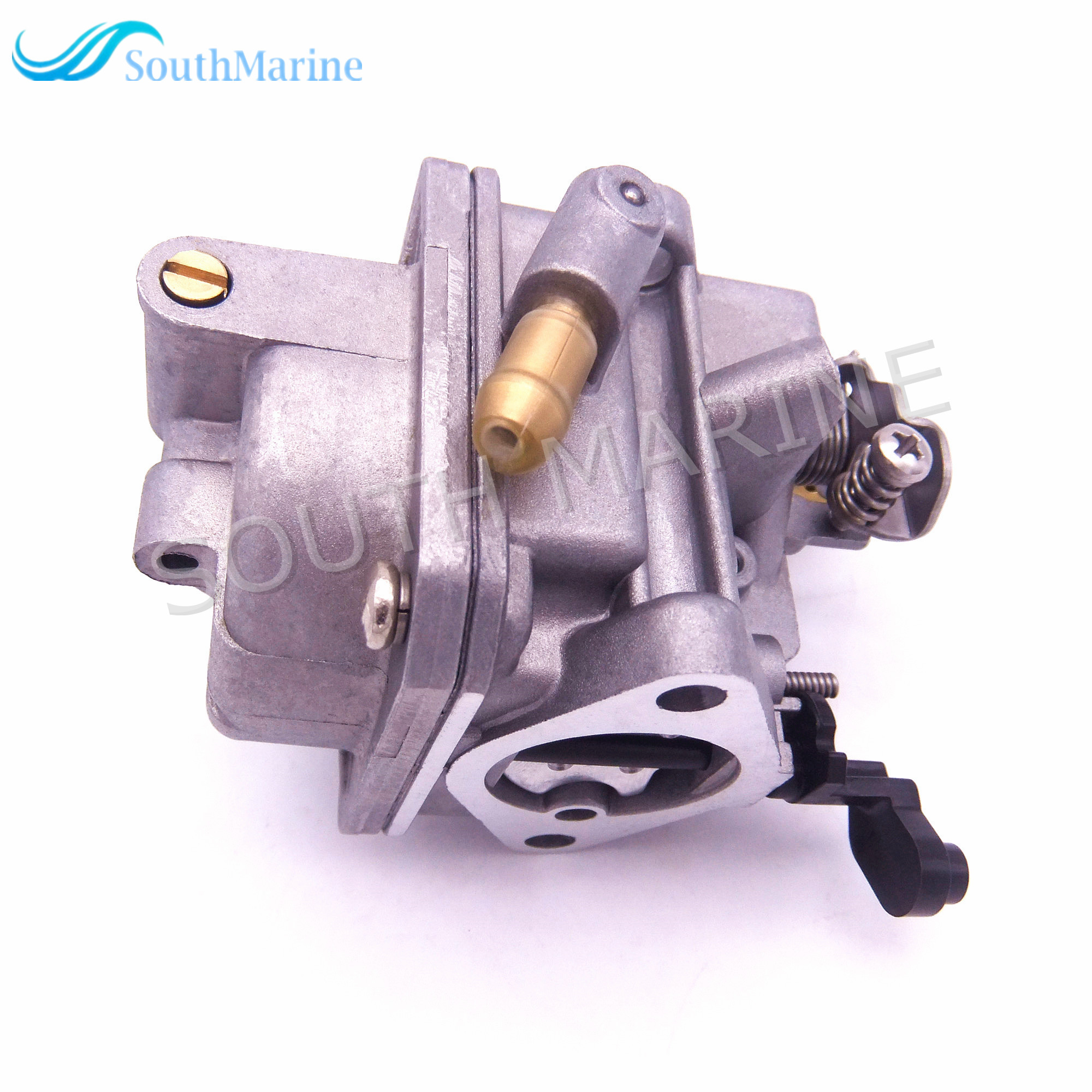 Boat Motor Carburetor Assy 6BX-14301-10 6BX-14301-11 6BX-14301-00 for Yamaha 4-stroke F6 Outboard Engine 66m 14301 11 66m 14301 00 carburetor assy for yamaha 4 stroke 15hp f15 outboard motors