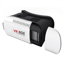 Google Cardboard Headmount VR BOX Version VR Virtual Reality 3D Glasses for 3.5″ – 6.0″ Smartphone + Bluetooth Remote Controller