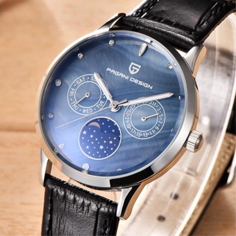 53ed6192c4c Mulheres Relógios Marca de Moda Ocasional para Mulheres Pagani Design