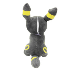 10pcs/lot 20cm Pocket Eevee Umbreon Plush Toy Doll Soft Stuffed Animals Toys for Kids Children Christmas Gifts